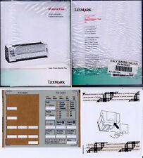 Manuale uso manutenzione originale-Stampante LEXMARK Forms Printer 238/239 plus