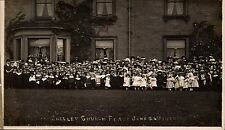 Shelley near Kirkburton & Huddersfield. Church Feast 1906.