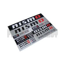 Nismo Logo Decal Sheet 41 Decals Stickers S-Tune R-Tune Z-Tune Genuine JDM