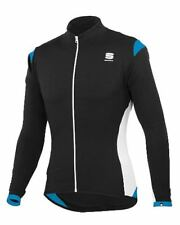 Sportful Flight Long Sleeve Breathable Thermal Cycling Jersey M 1100930 Blue