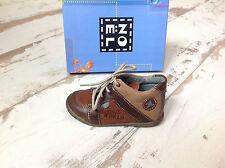 P22 - Chaussures garçon NOEL NEUVES - Modèle MICRO TOTO Marron (66.00 €)