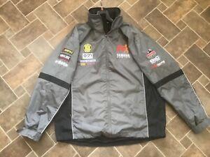 Yamaha FFX Racing hooded paddock jacket