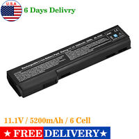 Battery for HP ProBook 6360b 6460b 6465b 6470b 6475b 6560b 6565b 6570b