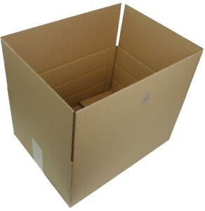 Faltkarton 400x300x200 mm Faltschachtel  Versandkarton Kartons Verpackung Paket