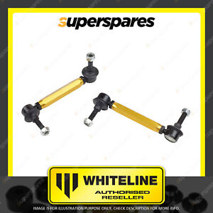 Whiteline Front Sway Bar link for MAZDA ATENZA GG GY GH MAZDA6 GG GY