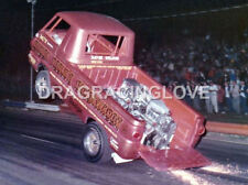 """Chuck Poole"" ""Chuckwagon"" 1961 Dodge Pick-Up ""Wheelstander"" PHOTO! #(1)"