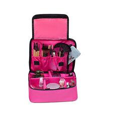 Women Large Makeup Bag Cosmetic Case Storage Handle Travel Organizer Artist Kit