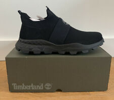 BRAND NEW. NEVER WORN. Timberland Brooklyn Ek+Oxford Black Knit Size 13 (UK12.5)