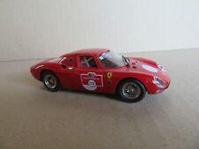 101J Best Model Italie Ferrari 250 LM # 172 Modena 15/18 Septembre 1983 1:43