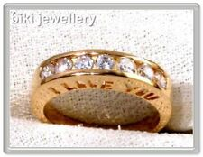 Gold Plated Love & Hearts Fashion Rings