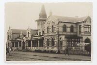 1480a❚ ORIGINAL altes Foto, Swakopmund der Bahnhof Kolonie Deutsch-Südwestafrika