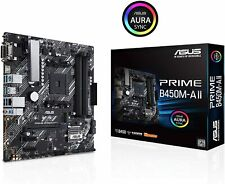 Brand New!! ASUS PRIME B450M-A II AMD Socket AM4 Motherboard AM4 3rd/2nd/1st