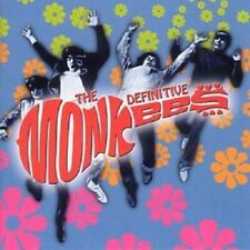 The Monkees Definitive CD NEW SEALED Daydream Believer/I'm A Believer/Valleri+