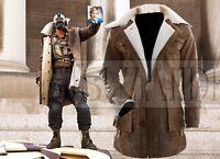 Tom Hardy As Bane - Dark Knight Rises Cosplay Trench Coat