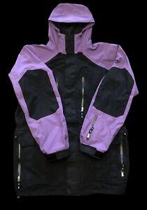 SAGA OUTERWEAR CO Ski Snowboard Winter Coat Jacket Parka ColorBlock Men's SZ XL