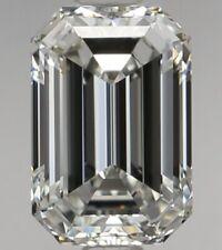 Wholesale Prices - 0.70 Carat Emerald Cut Flawless Loose Diamond
