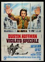 Manifesto Seguimiento Especial Dustin Hoffman Stanton Gaby Busey Sangent M277