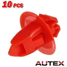 10 Pcs For Toyota Mudguard Fender Flare Moulding Retainer Clips