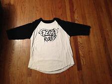 OZZY RULES  Ozzfest  2001  Vintage MINT XL