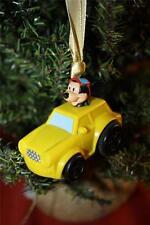 Disney MICKEY MOUSE  CAR  Custom Christmas Ornament