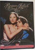 Romeo and Juliet (DVD, 2000) / NTSC / Region 1 / Like New
