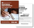 Mike Holt's Electrical Exam Preparation Textbook  2020 Edition with Answer Key