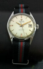 TISSOT VISODATE SEASTAR 50th cal.782 VINTAGE  17J  RARE SWISS WATCH.