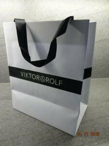 V& R VIKTOR & ROLF MEDIUM PAPER GIFT BAG - NEW