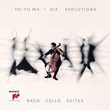 Yo-Yo Ma - Six Evolutions - Bach: Cello Suites, 2 Audio-CDs
