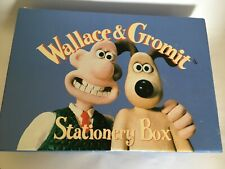 Wallace & Gromit Stationery Box