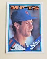 1988 Topps Bill Almon #787 Baseball Card New York Mets MLB (EX/MT Condition)