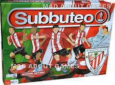 OFFICIAL ATHLETIC BILBAO Subbuteo Game Set Boys Mens Gift Football Soccer