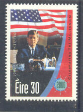 President. John.F.Kennedy mnh single value - Ireland-