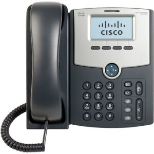 Cisco SPA 502G 1-Line IP Office Phone with Display, PoE and PC Port VOIP