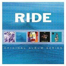 Ride ORIGINAL ALBUM SERIES Nowhere GOING BLANK AGAIN Smile NEW 5 CD BOX SET