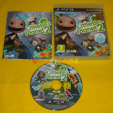 LITTLEBIGPLANET 2 Ps3 Versione Italiana 1ª Edizione Little Big Planet » COMPLETO