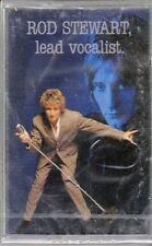 K 7 AUDIO (TAPE) ROD STEWART *LEAD VOCALIST* (NEUVE SCELLEE)
