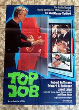TOP JOB * JANET LEIGH, KLAUS KINSKI - A1-FILMPOSTER German 1-Sheet ´67 Robinson