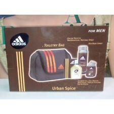 Adidas Urban Spice for men Toiletry Bag EDT 100ml + Shower Gel 100ml + Deo 150ml