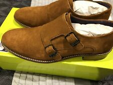 Ted Baker Hann 2 Mens Tan Leather Smart Shoes - 9 UK