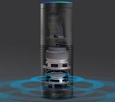 Amazon Echo (1st Generation) Smart Assistant - White