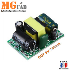 Module alimentation AC DC 5V 700mA Buck Converter Step down | Arduino Domotique