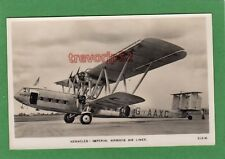 More details for heracles imperial airways air liner aviation rp pc unused  ref h283