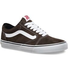 VANS TNT 5 Coffee/White Brown Classic Casual Shoes MEN'S 6.5 WOMEN'S 8