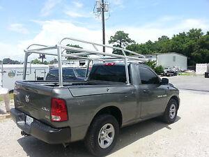 Dodge Rambox Ladder Rack - Aluminum