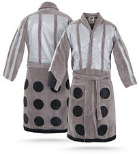 Official Doctor Who Dalek Bathrobe **Brand New**  Express Shipping