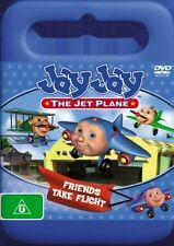 Jay Jay - Friends Take Flight (New Packaging) (DVD, 2006)