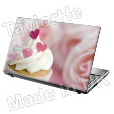 "17 ""Laptop SKIN Cover Adesivo Decalcomania SWEET CUPCAKE 42"