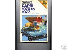 Capri 1970-77 Chilton