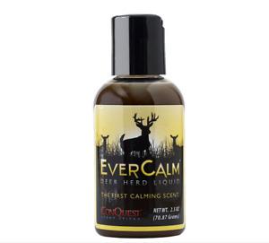 Conquest Scents EverCalm Deer Herd Scent Liquid bottle
